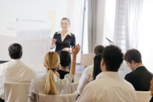 What to expect from a workshop or training course