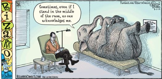 Paying for sessions: the elephant in the consulting room