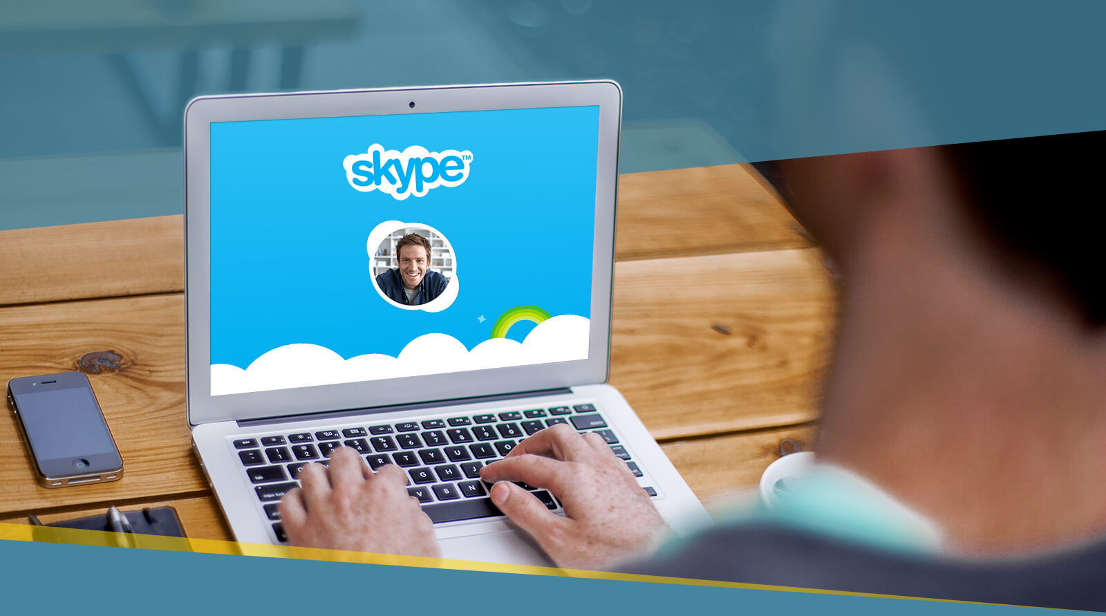 Remote counselling or coaching via Skype